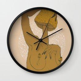 Enoki Wall Clock
