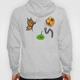 A Bug Ahead of Its Time Hoody
