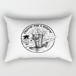 Cruisin' for a Boozin' Rectangular Pillow