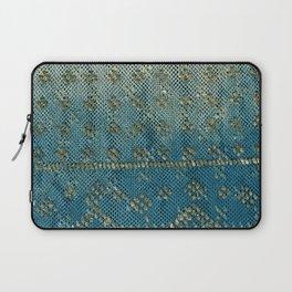 Faded Indigo Assuit Laptop Sleeve