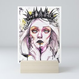 Evil Queen Mini Art Print