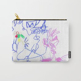 Jell-O Dinosaurs Carry-All Pouch