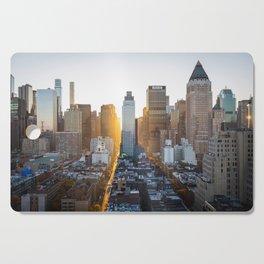 Beautiful NYC Cutting Board