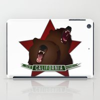 fallout iPad Cases featuring Fallout: New California Republic by Kelly Irene