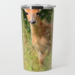 Little Baby Deer Travel Mug