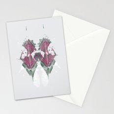 Inknograph VIII - Inkblot Art Stationery Cards