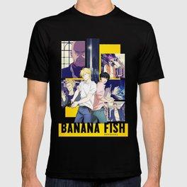 Banana Fish T-shirt