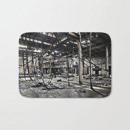 Abandon Battery Factory Bath Mat