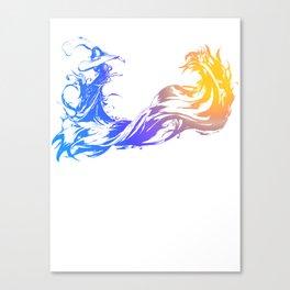 Final Fantasy X Canvas Print