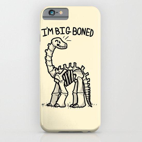 Big Boned iPhone & iPod Case