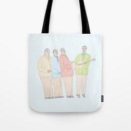 The Mills Bros Tote Bag