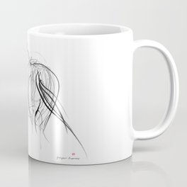 Horse (Ballet dancer) Coffee Mug