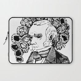 Darwin and His Barnacles Laptop Sleeve