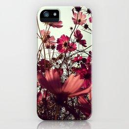 FLOWER 012 iPhone Case