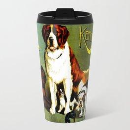 New England Dog Show 1890 Travel Mug