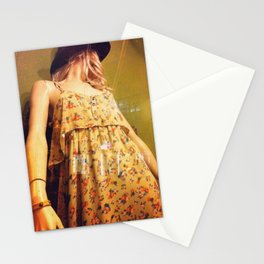 Boogie On, Nonhuman Woman! Stationery Cards