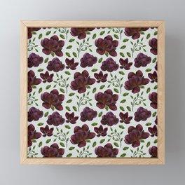 Forest Meadow Rose Framed Mini Art Print