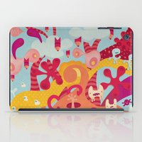 mad iPad Cases featuring MAD by Piktorama