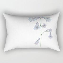 The Little bell flower Rectangular Pillow