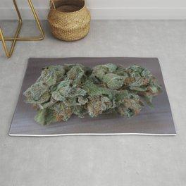 Dr Who Medicinal Medical Marijuana Rug