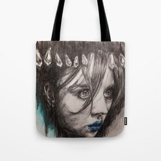 Eyes on you    BY.Davy Wong Tote Bag