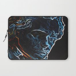 Fate's Knocking  Laptop Sleeve