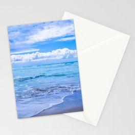 blue nuances #society6 #decor #buyart Stationery Cards