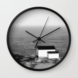 Cape Spear Lighthouse No.1 Wall Clock