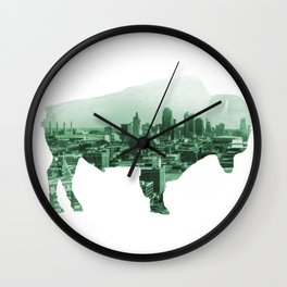 Roam KC Wall Clock