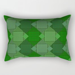Op Art 102 Rectangular Pillow