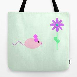 Daisy da Mouse Tote Bag