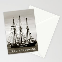 SAILING SHIP Stationery Cards