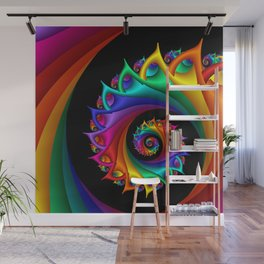 life is colorful -2- Wall Mural