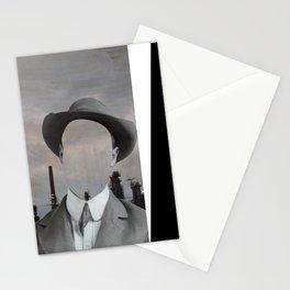 Zyklus der Arbeitswelt · Leere Stationery Cards
