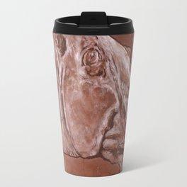 The ancient horse Travel Mug