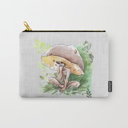 Empire of Mushrooms: Boletus Edulis Carry-All Pouch
