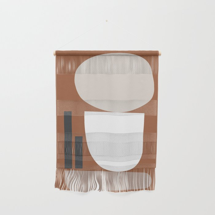Shape study #11 - Stackable Collection Wall Hanging