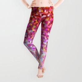 Mosaic Sparkley Texture G148 Leggings