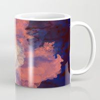 sun Mugs featuring Into The Sun by Galaxy Eyes