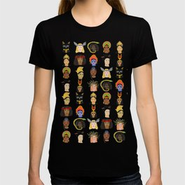 Goddesses Around the World T-shirt