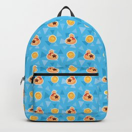 Bells (Blue) Backpack