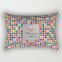 The Gumball Machine Rectangular Pillow