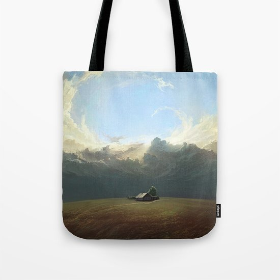 At World's End Tote Bag