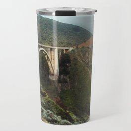 Bixby Bridge | Big Sur California Highway Ocean Coastal Travel Photography Travel Mug