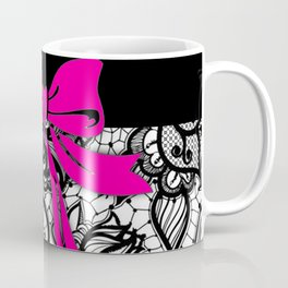 Sassy Lace Coffee Mug