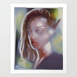 niamh Art Print