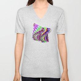I Dream in Colors Unisex V-Neck
