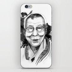 Belief & Knowledge (Dalai Lama) by carographic iPhone & iPod Skin