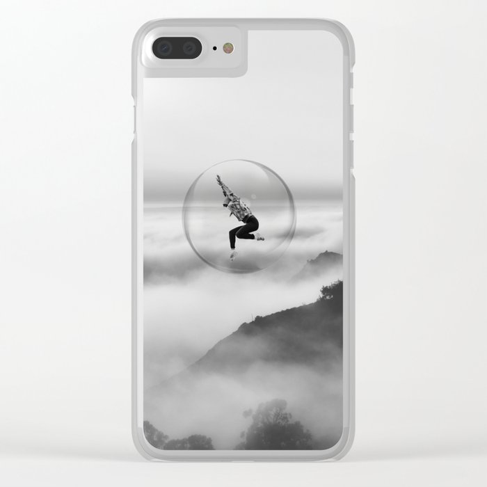 Evade Clear iPhone Case