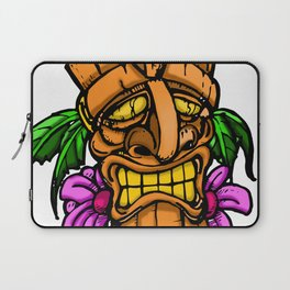Tiki Tiki Tiki Laptop Sleeve